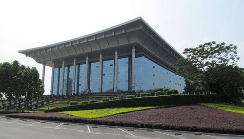 顺德市政府行政中心(西座)