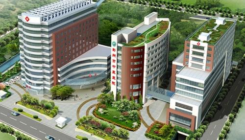 成都彭州市中医院