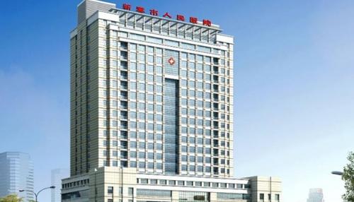 山东新泰市人民医院综合办公楼